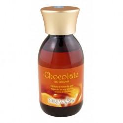 Aceite nutritivo de chocolate